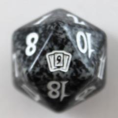 9th Edition - Black & Grey w/White