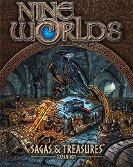 Nine Worlds - Sagas and Treasures Expansion