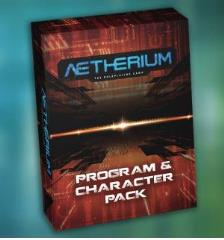 Program & Character Pack
