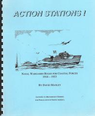 Action Stations! - Naval Wargames Rules for Coastal Forces, 1914-1953