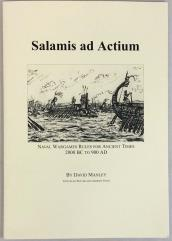 Salamis ad Actium - Naval Wargame Rules, 2000 BC to 900 AD