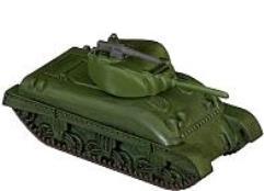 M4A1 Sherman (1939-1945)