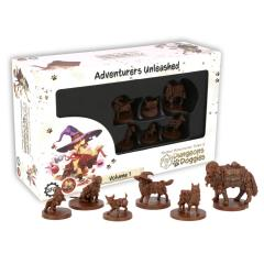 Adventurers Unleashed - Volume 1