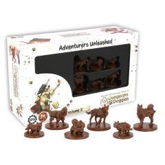 Adventurers Unleashed - Volume 2