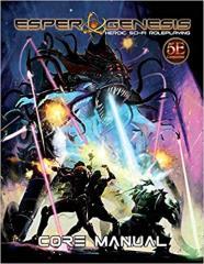 Esper Genesis - Core Manual (5E)