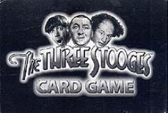 Three Stooges - The Card Game