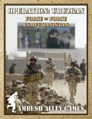 Operation - Uruzgan, Force on Force in Afghanistan