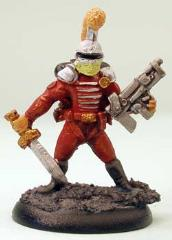 Muster - Centaris Officer, Pre-Painted (Limited Edition)