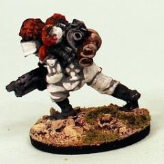 Muster - Veteran Camo Expert, Pre-Painted (Limited Edition)