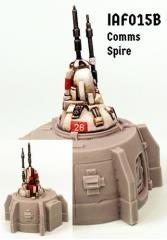 Dome Top - Comms Spire