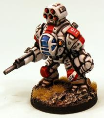 Havelock Battlesuit - Indirect Fire Support