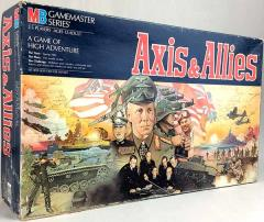 Axis & Allies (Original Edition) w/100's of Bonus Figures