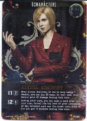 Promo Card - Alyssa Ashcroft