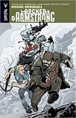 Archer & Armstrong Vol. 5 - Mission Improbable