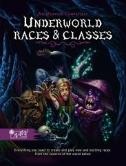 Underworld Races & Classes - 5E Compatible