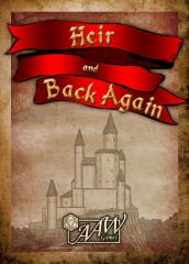 Heir & Back Again - Deck of Cards