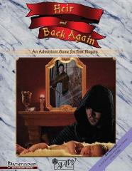 Heir & Back Again (Pathfinder)