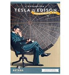 Tesla vs. Edison - Powering Up Expansion