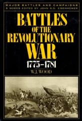 Battles of the Revolutionary War - 1775-1781