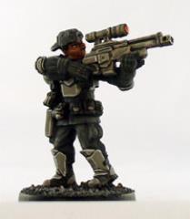 Peace Keeper Sniper