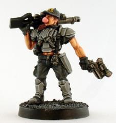 Peace Keeper Sniper (Variant)