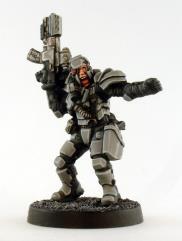Peace Keeper Major #1