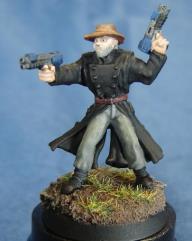 Marshal Langstrom