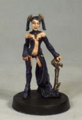 Dravani - Human Female Form