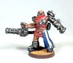 Brick w/Mini-Gun