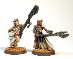 Emissary of the Empire w/Weapon Forward