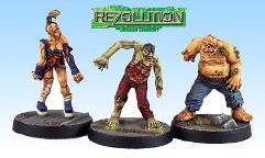 Toxic Zombies #2