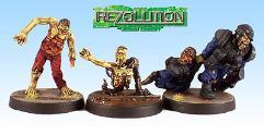 Toxic Zombies #1
