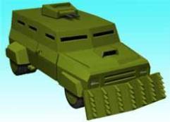 Rattler Gun Truck
