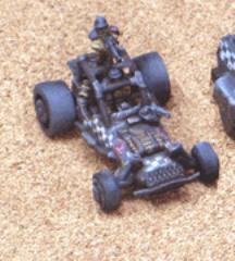 Buggy w/Spud Autogun and Crew