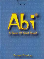 Abi - A Game of Word Recall