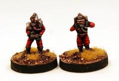 Legion Gun Platform Crew