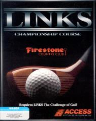 Links Championship Course - Firestone Country Club