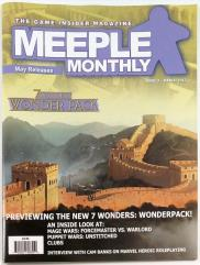 "#3 ""7 Wonders Wonder Pack, Mage Wars - Bringing More Mages to the Arena, Lessons in Elegance - Designing Puppet Wars"""
