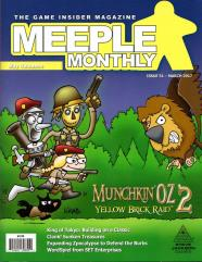 "#51 ""Munchkin OZ 2 - Designer Interview, Expanding Zpocalypes, King of Tokyo - Building on a Classic"""