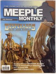 "#17 ""Desperados of Dice Town, Doomtown Reloaded, Ninja Dice"""