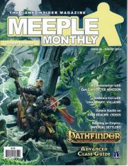 """#20 """"Peter Adkison Interview, Legendary - Villains, Pathfinder Advanced Class Guide"""""""