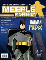"#29 ""Batman Fluxx, Behind the Scenes of Chew, How Caffeine Rush was Brewed"""