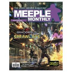 "#64 ""Shadowrun Sprawl Ops, Pulling Off the Great Heist in the Mansky Caper, Arkwright - A Designer Diary"""