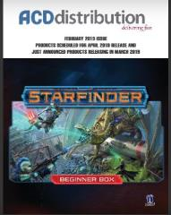 "#74 ""Starfinder Beginner Box, Pacific Rim - Extinction The Miniatures Games, 1980s Action Adventure in Shadow of the Century, Cosmic Factory by Kane Klenko"""