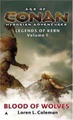 Legends of Kern #1 - Blood of Wolves