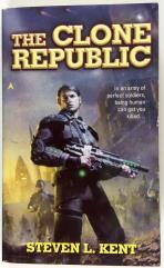 Clone Republic #1 - The Clone Republic