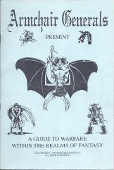 Guide to Warfare Within the Realms of Fantasy, A