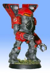 Clan Elemental Suit