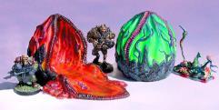 Dark Legion Defiler Pods