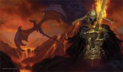 Playmat - Dark Lord